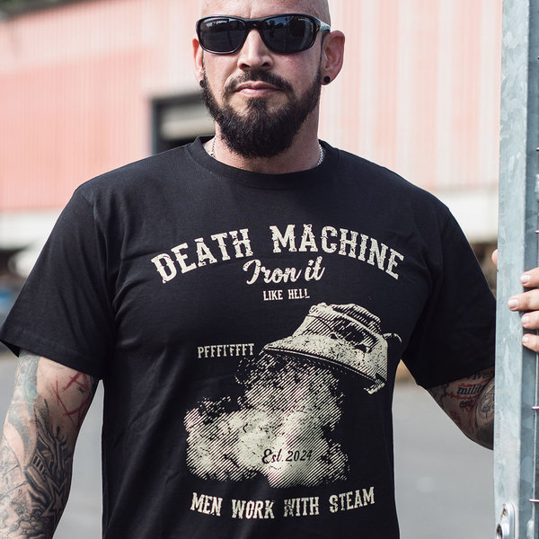 Death Machine - iron it like Hell